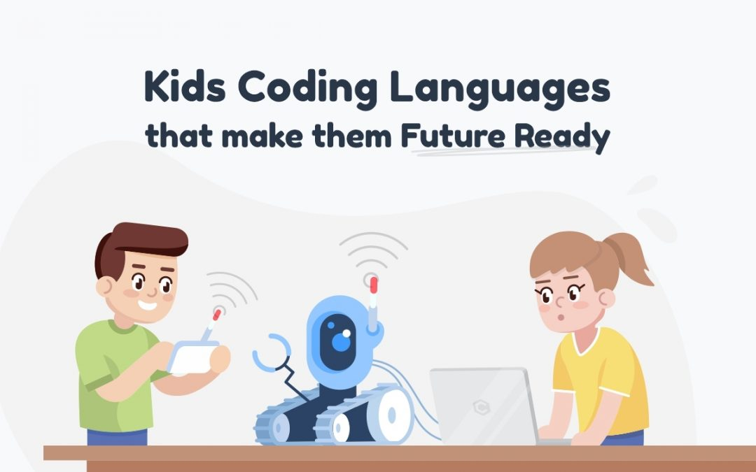 Kids Coding Languages That Make Them Future Ready