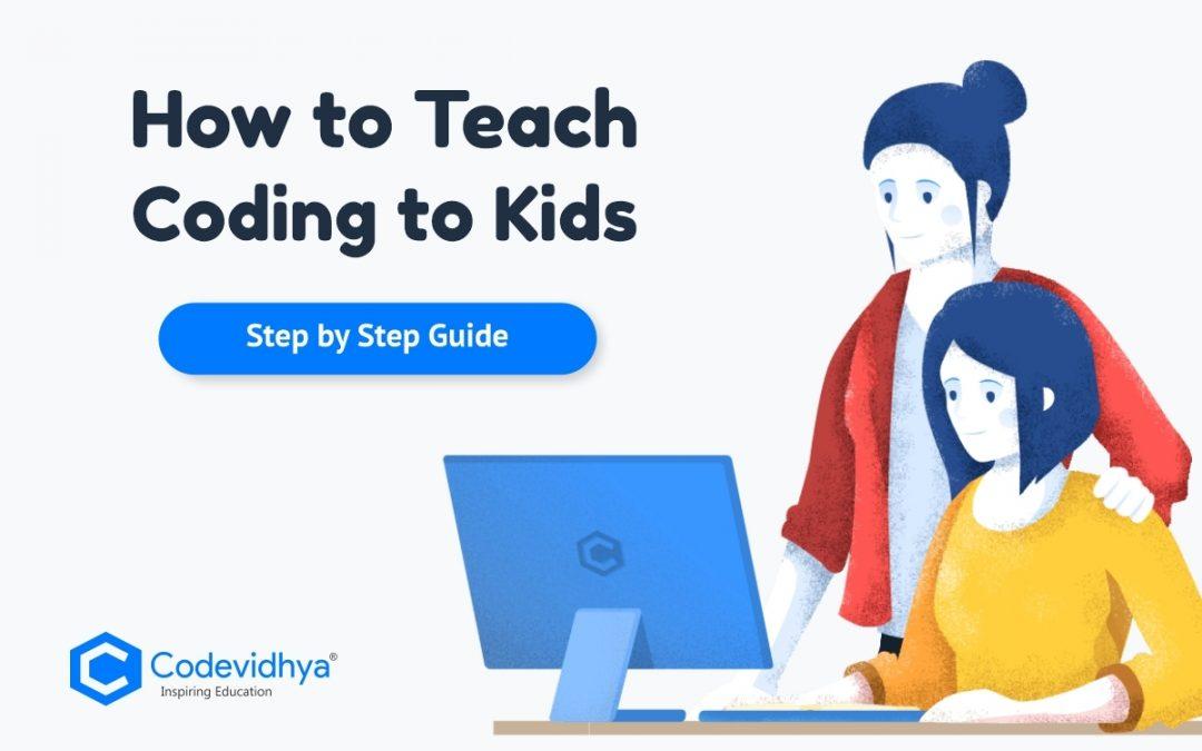 How to Teach Kids Coding