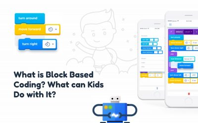 What is Block Based Coding? What Can Kids Do With It?