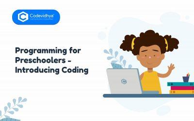 Programming for Preschoolers – Introducing Coding