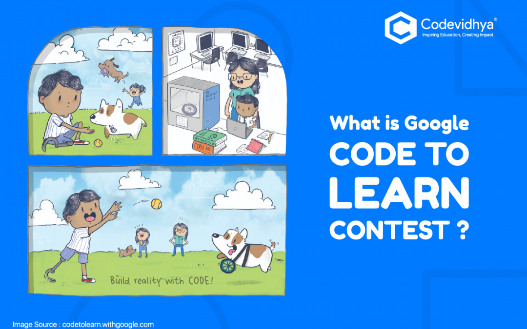 What is Google Code to Learn Contest? Is it the Best Coding Contest for Children?