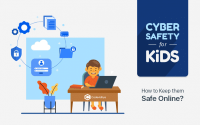 Cyber Safety for Kids – How to Keep them Safe Online?