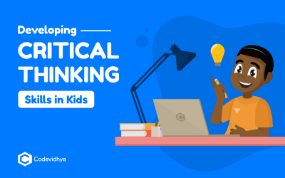 Critical Thinking Skills for Kids in 2021