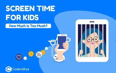 Screen Time for Kids: How Much is Too Much?